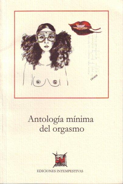 antología mínima sobre el orgasmo