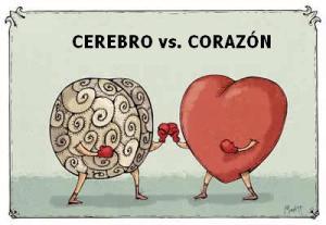 Corazón vs. Cerebro